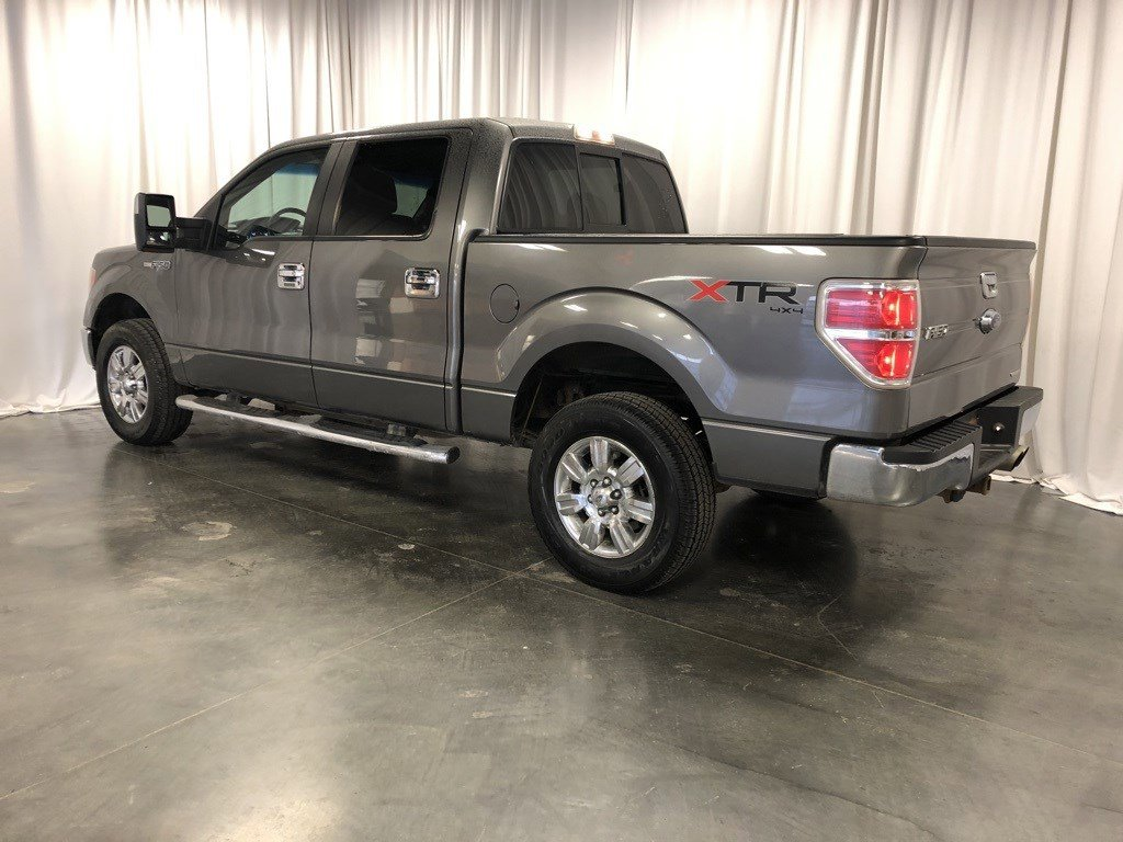 Used 2012 Ford F-150 XLT Crew Cab Pickup for sale in St Joseph MO