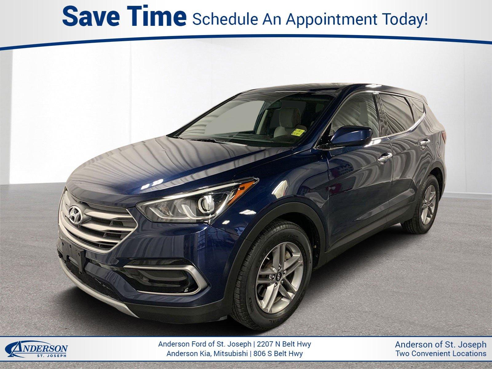 Used 2017 Hyundai Santa Fe Sport 2.4L Sport Utility for sale in St Joseph MO