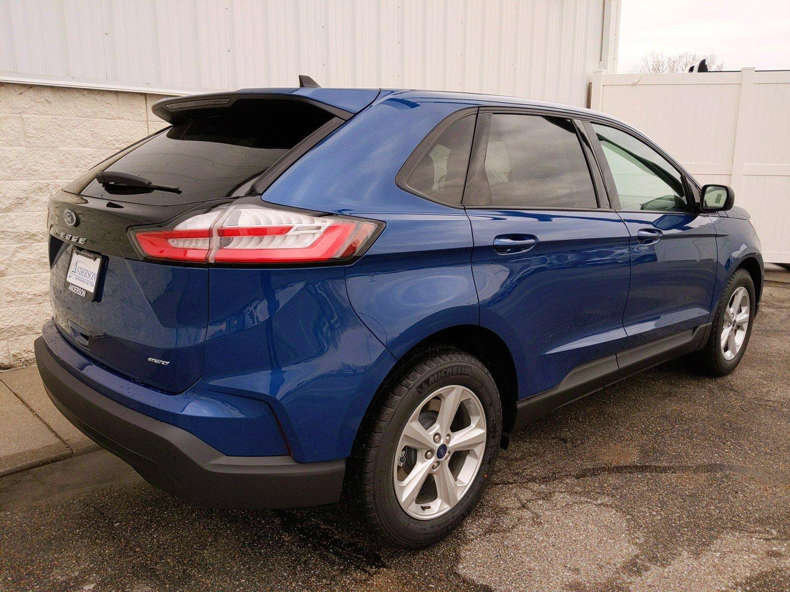 New 2021 Ford Edge SE Sport Utility for sale in Lincoln NE