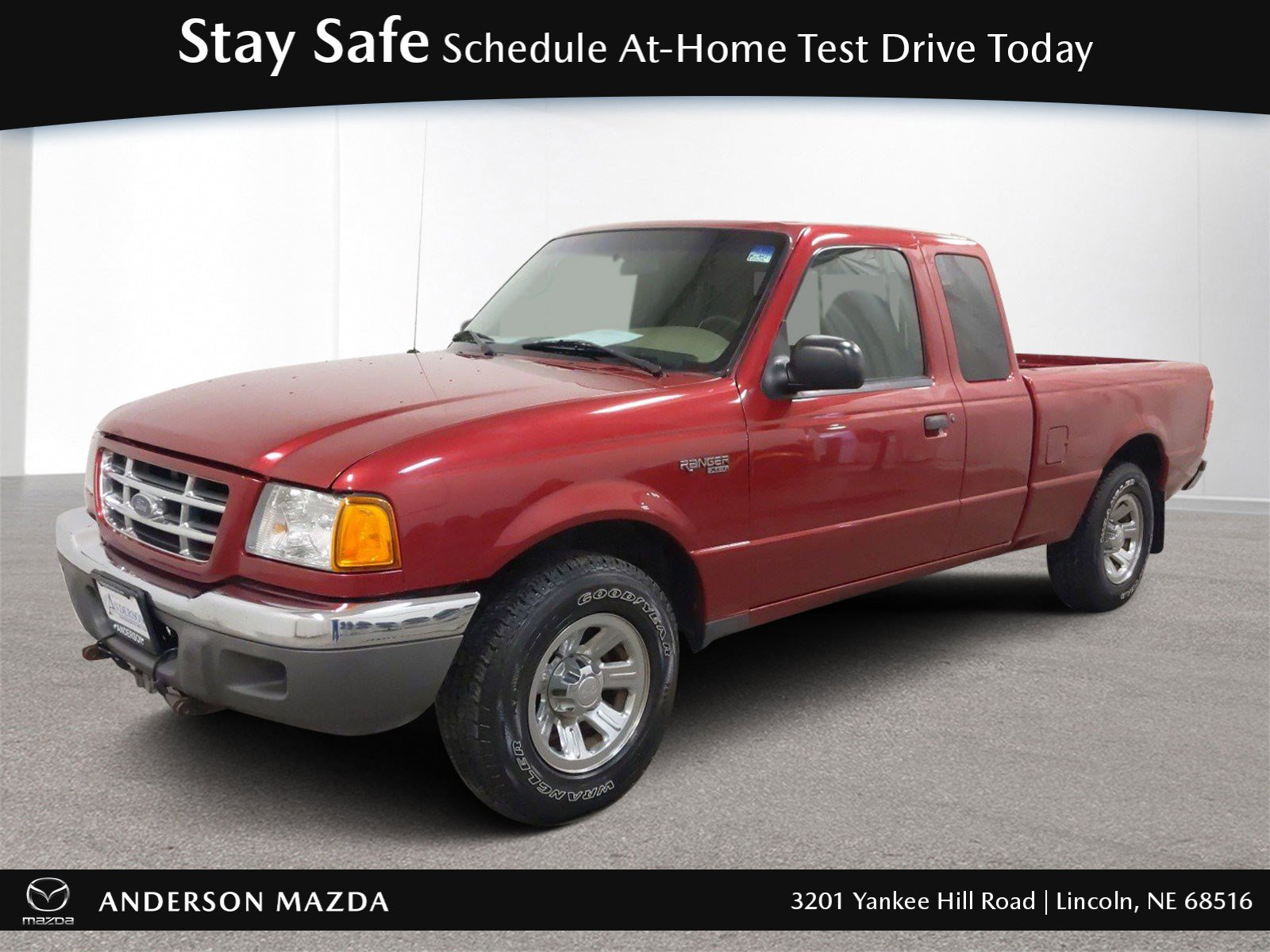 Used 2003 Ford Ranger XLT Extended Cab Pickup for sale in Lincoln NE