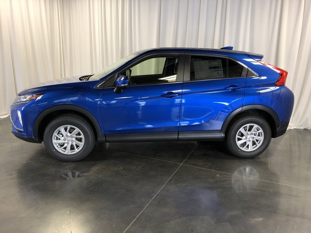 New 2019 Mitsubishi Eclipse Cross ES Sport Utility for sale in St Joseph MO