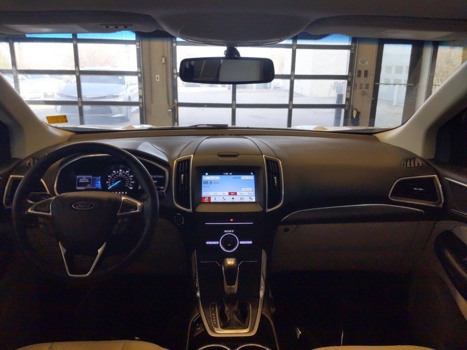 Used 2016 Ford Edge Titanium Sport Utility for sale in Lincoln NE