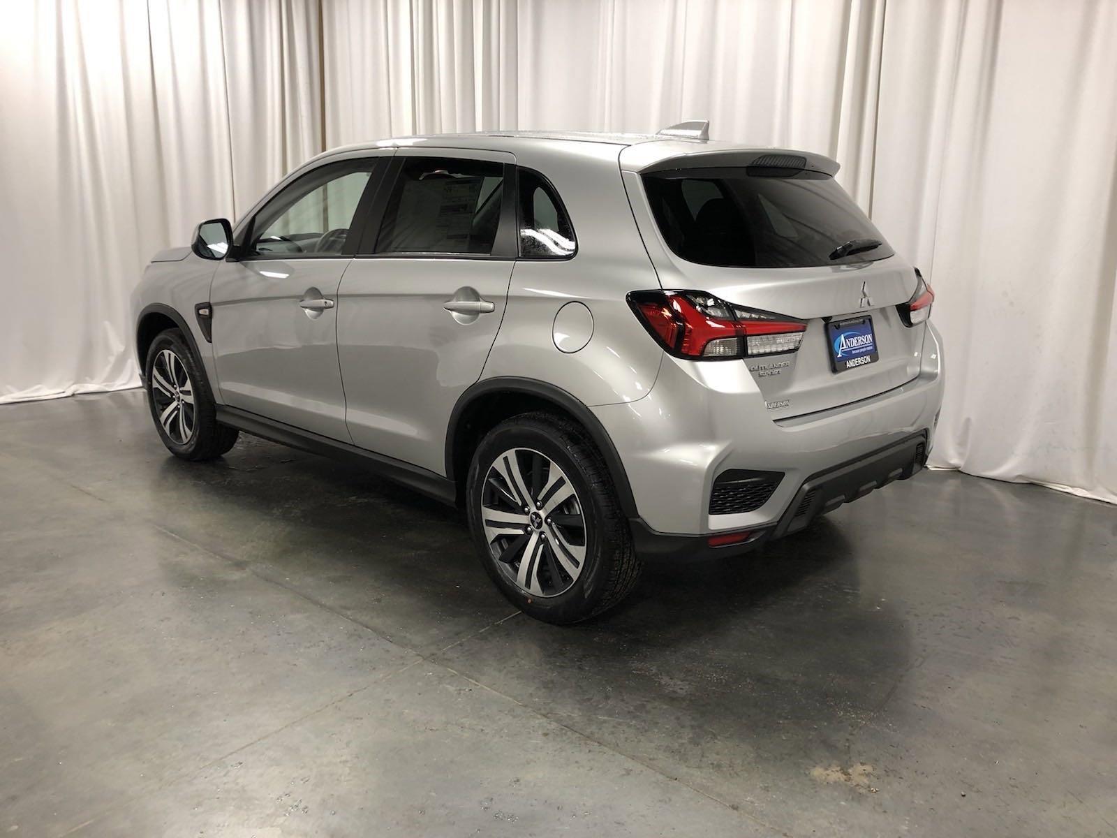New 2020 Mitsubishi Outlander Sport ES 2.0 Sport Utility for sale in St Joseph MO