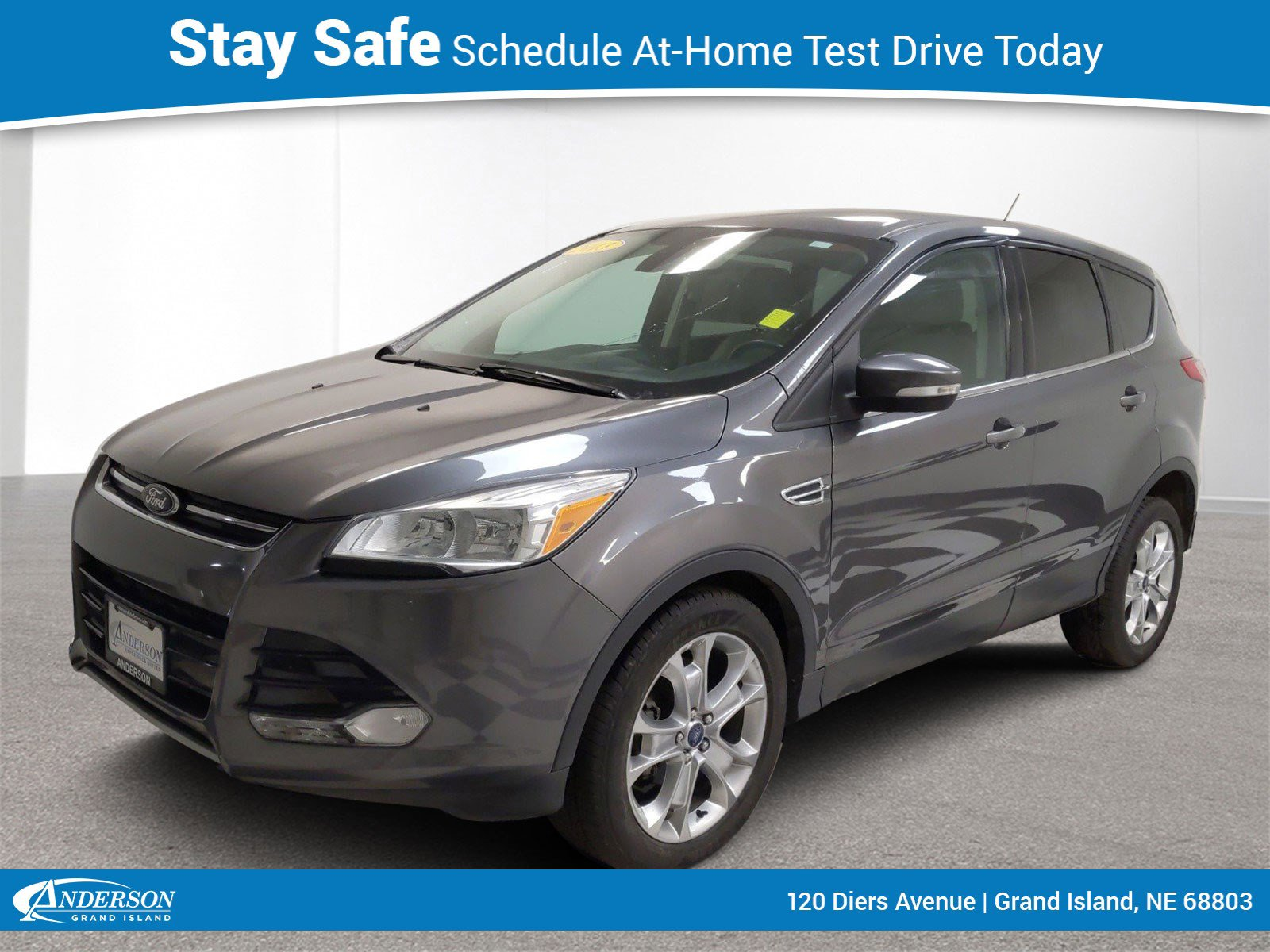 Used 2013 Ford Escape SEL 4D Sport Utility for sale in Grand Island NE