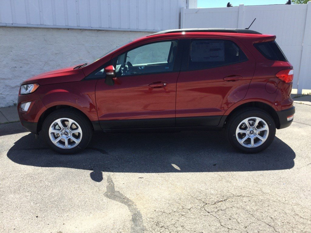 New 2019 Ford EcoSport Se Sport Utility for sale in Lincoln NE