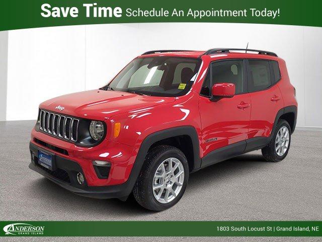 New 2020 Jeep Renegade Latitude Sport Utility for sale in Grand Island NE