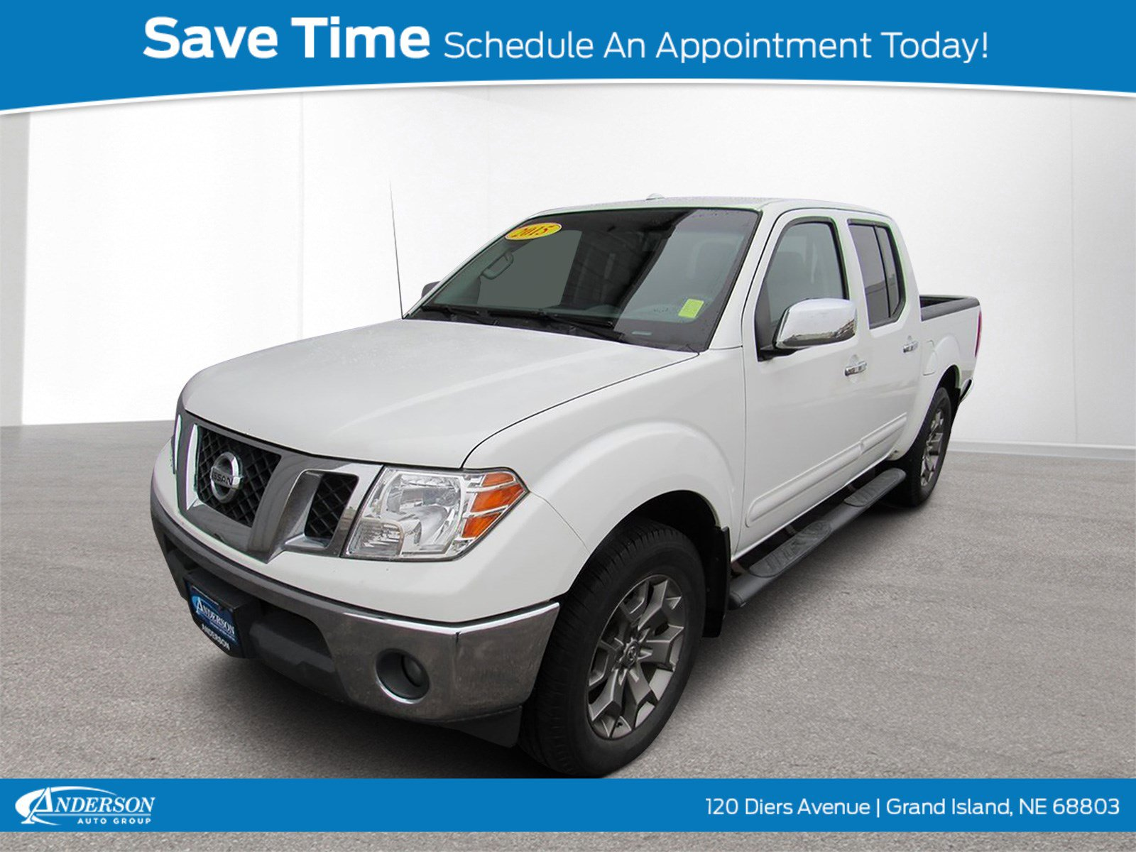 Used 2015 Nissan Frontier SL 4D Crew Cab for sale in Grand Island NE