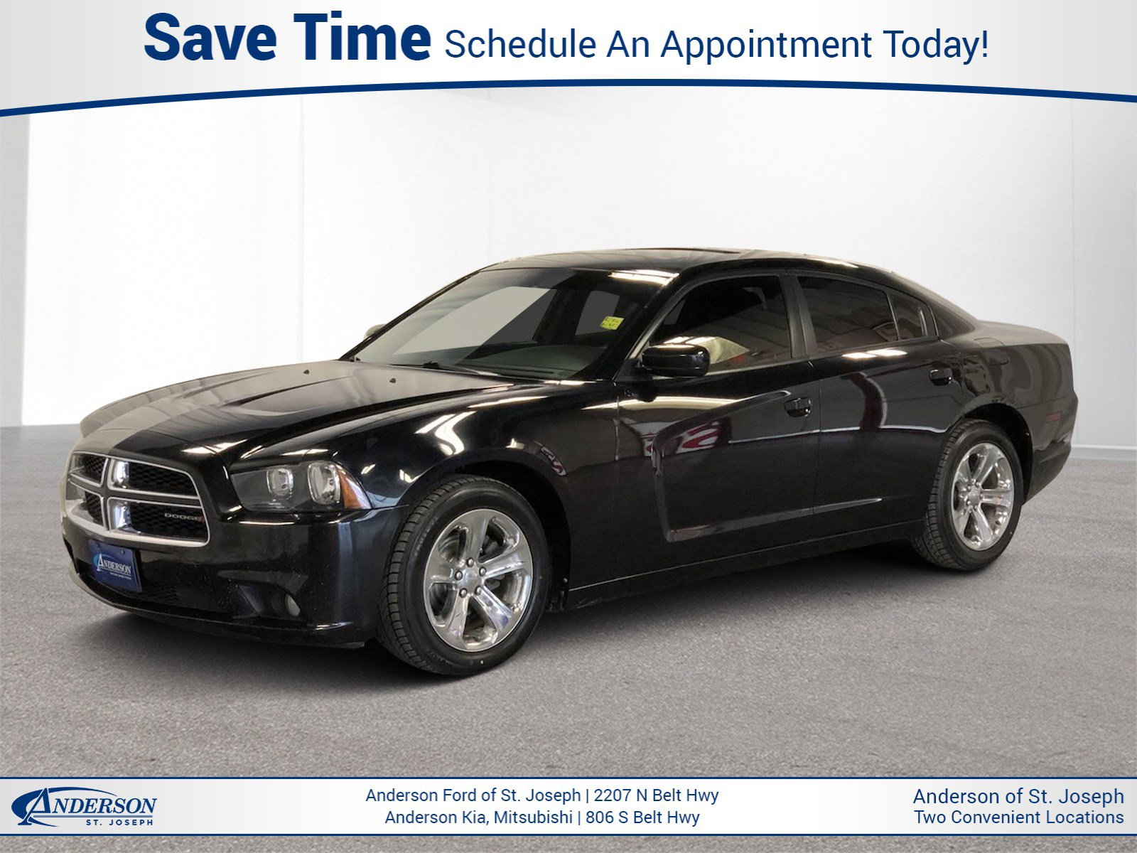 Used 2014 Dodge Charger SXT Plus 4dr Car for sale in St Joseph MO