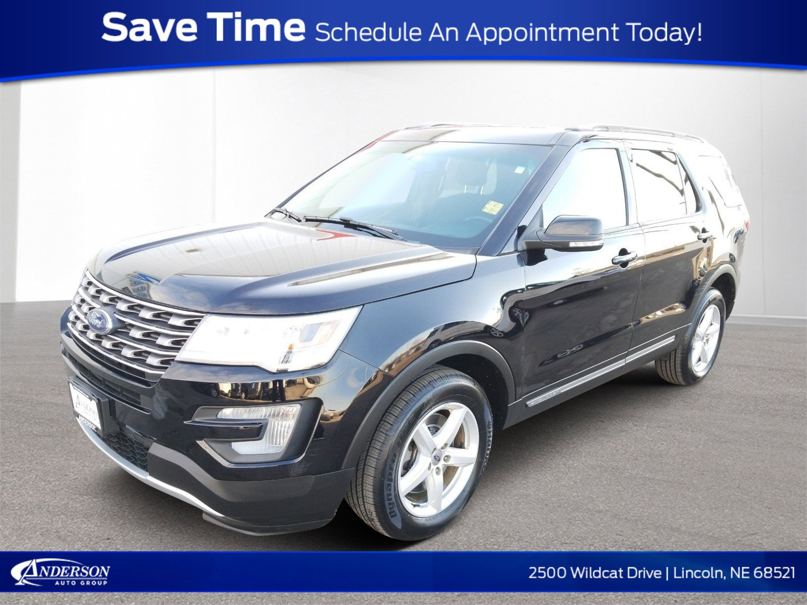 Used 2016 Ford Explorer XLT Sport Utility for sale in Lincoln NE