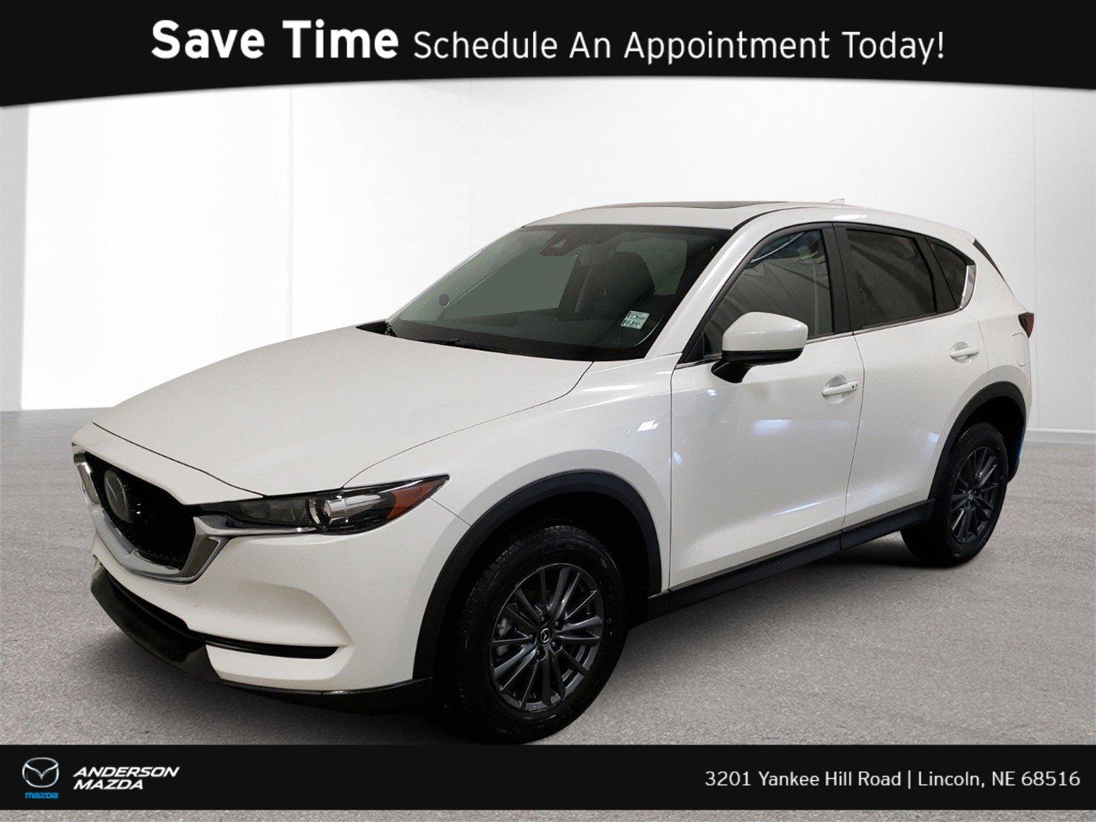 New 2019 Mazda CX-5 Touring Sport Utility for sale in Lincoln NE