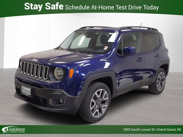 Used 2016 Jeep Renegade Latitude Sport Utility for sale in Grand Island NE