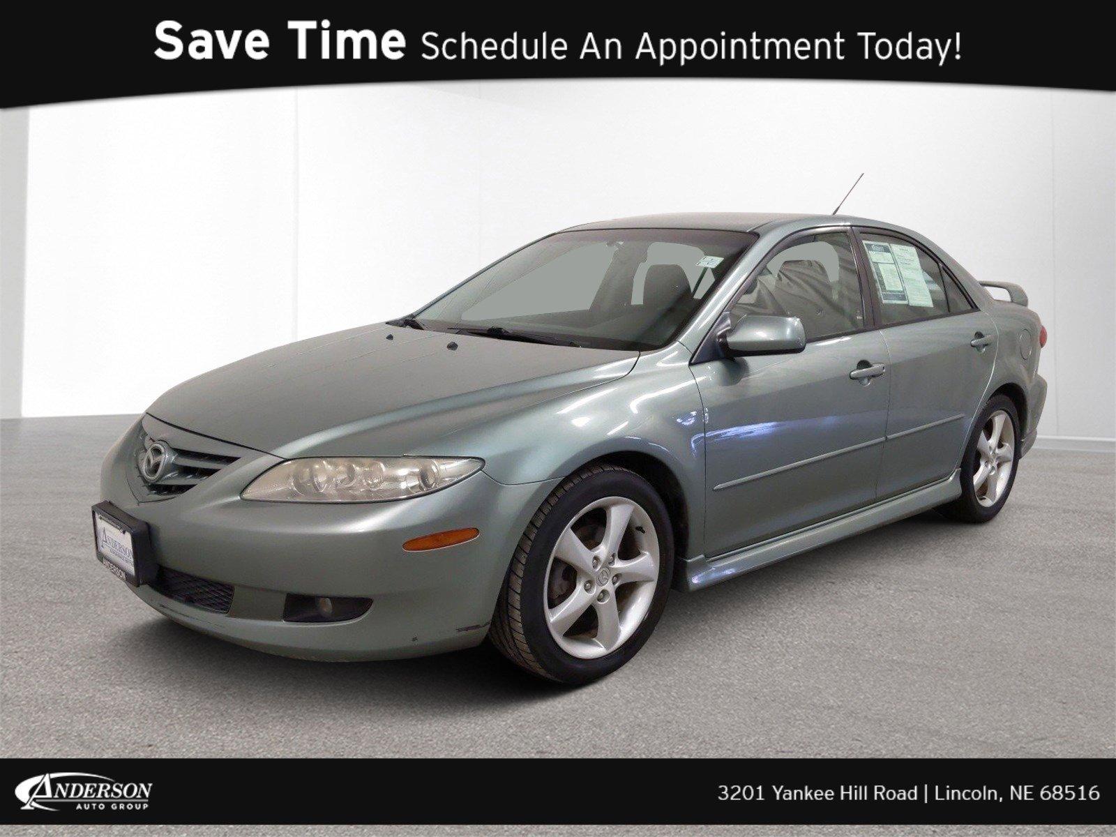 Used 2004 Mazda Mazda6 s 4dr Car for sale in Lincoln NE