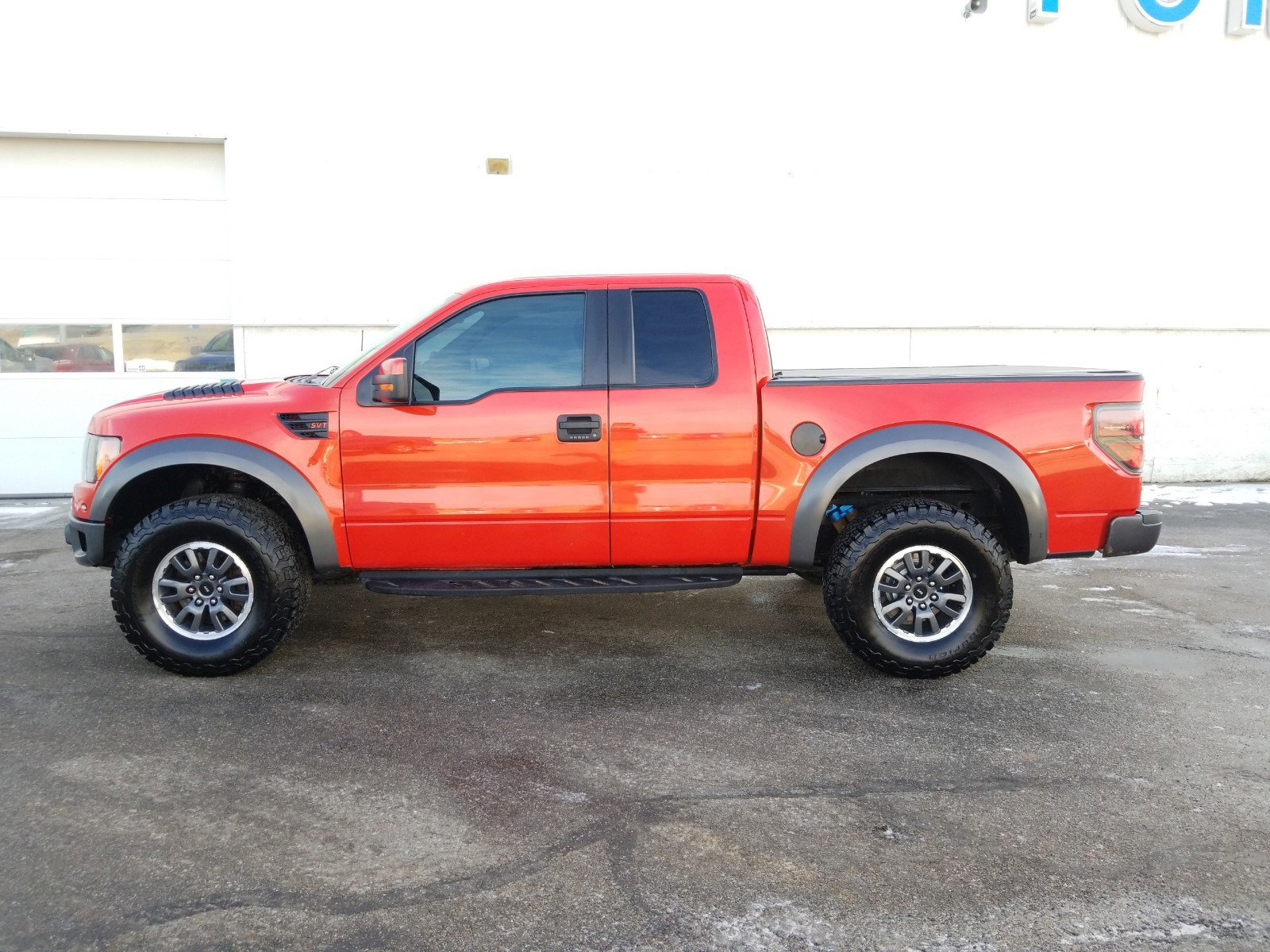 Used 2010 Ford F-150 SVT Raptor Extended Cab Pickup for sale in Lincoln NE