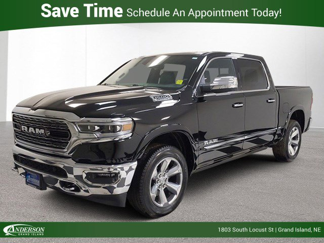 New 2020 Ram 1500 Limited Crew Cab Pickup for sale in Grand Island NE