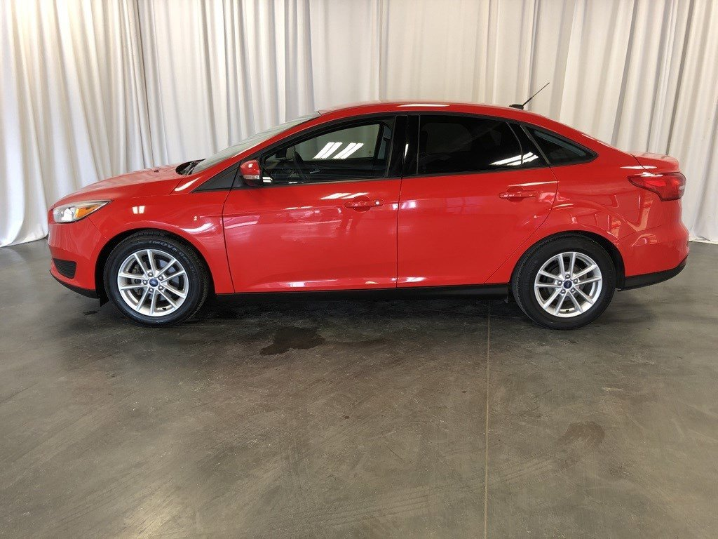 Used 2015 Ford Focus SE 4dr Car for sale in St Joseph MO