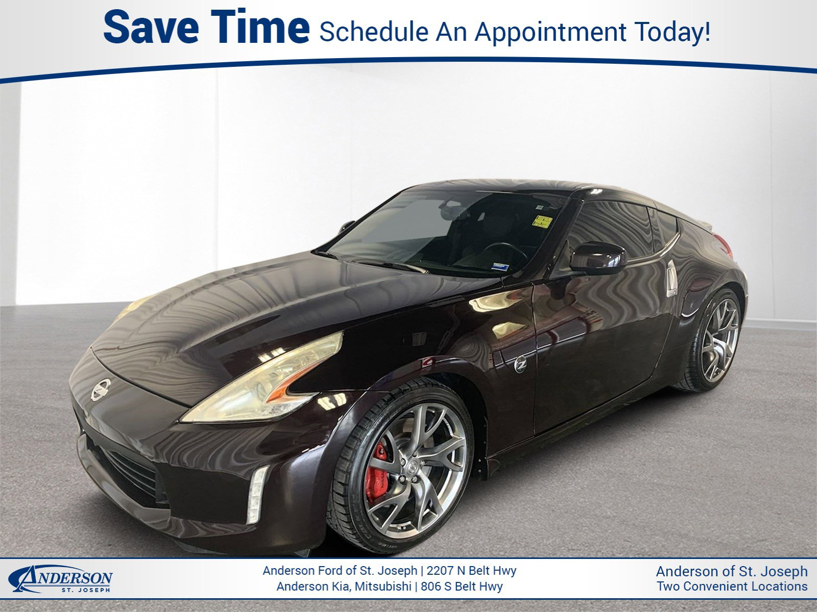Used 2014 Nissan 370Z Touring 2dr Car for sale in St Joseph MO
