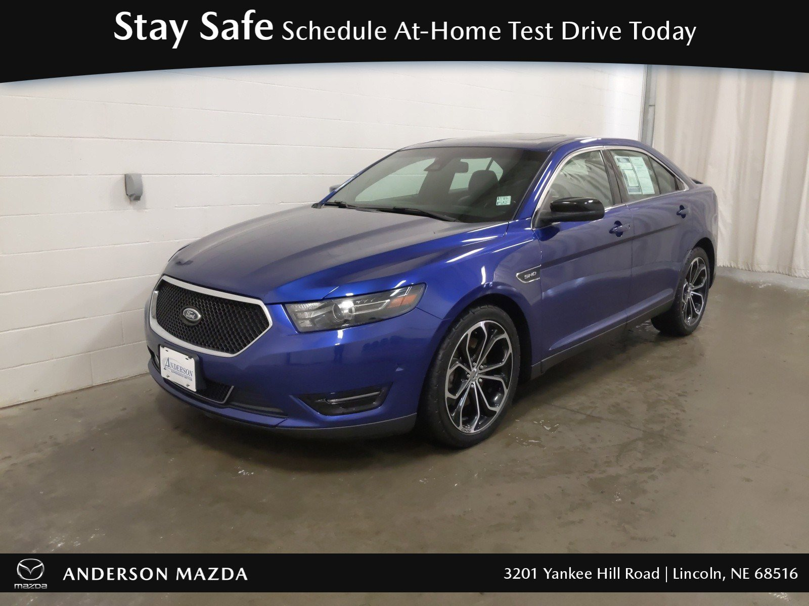 Used 2013 Ford Taurus SHO 4dr Car for sale in Lincoln NE