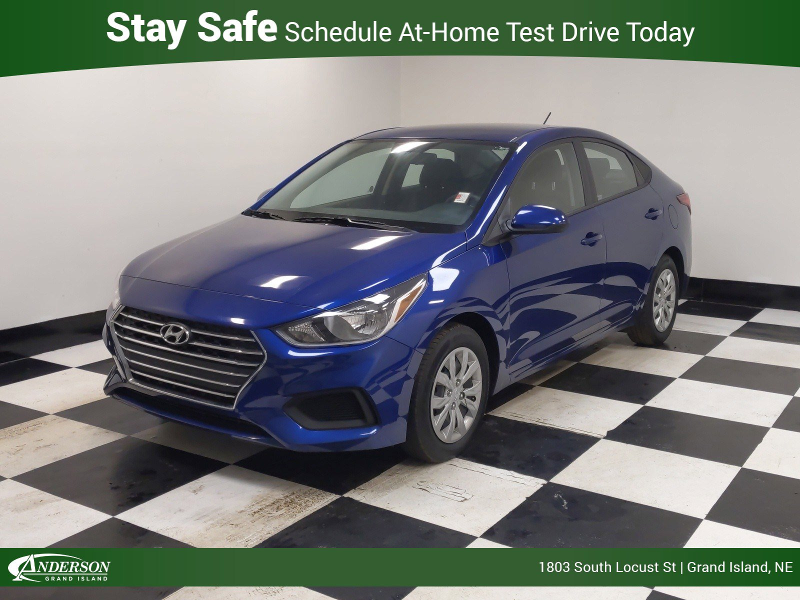 Used 2019 Hyundai Accent SE 4dr Car for sale in Grand Island NE