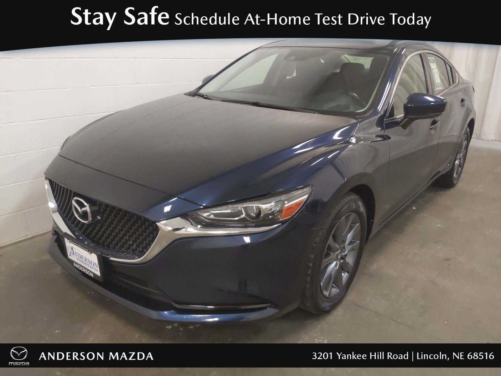 Used 2018 Mazda Mazda6 Sport 4dr Car for sale in Lincoln NE