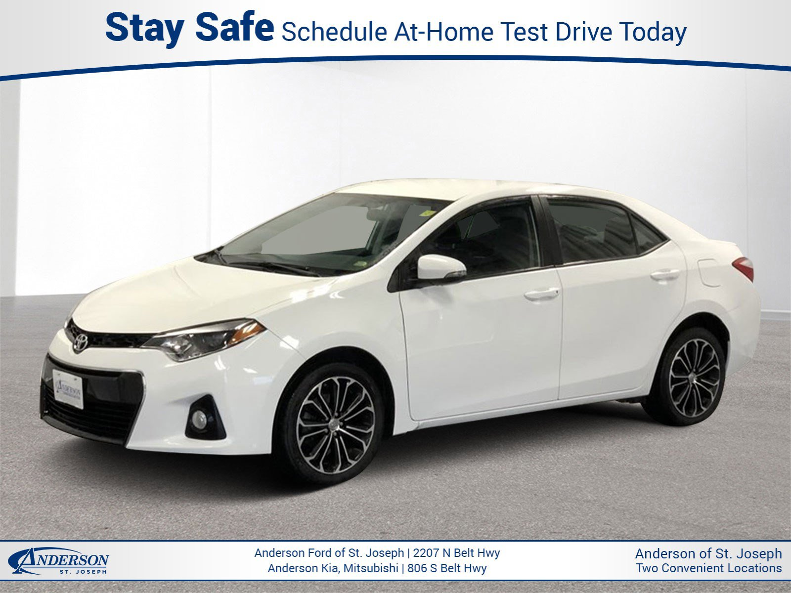 Used 2014 Toyota Corolla L 4dr Car for sale in St Joseph MO