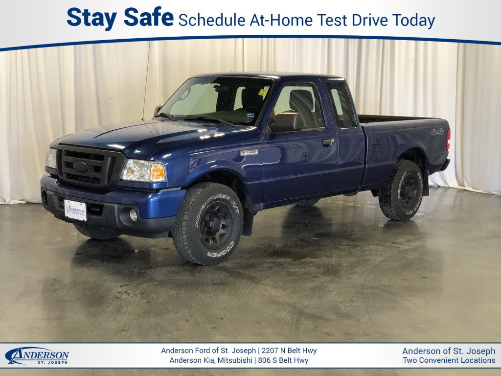 Used 2011 Ford Ranger XLT Extended Cab Pickup for sale in St Joseph MO