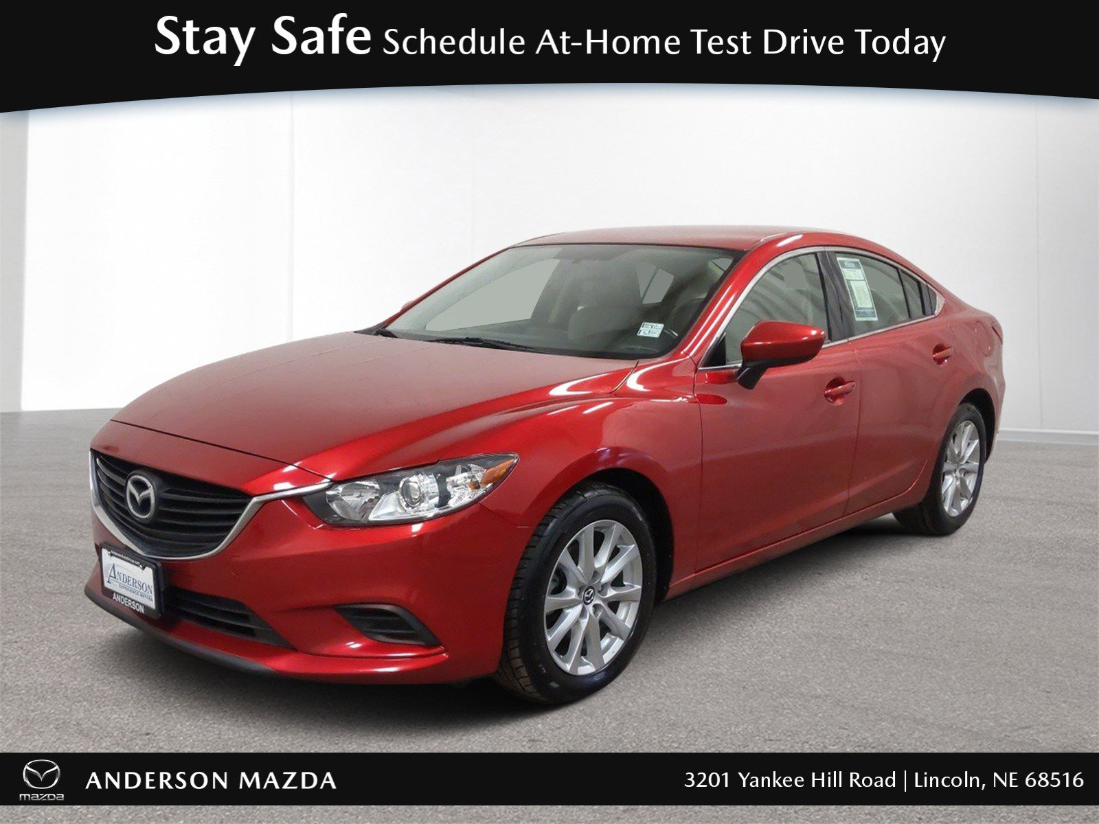 Used 2016 Mazda Mazda6 i Sport 4dr Car for sale in Lincoln NE