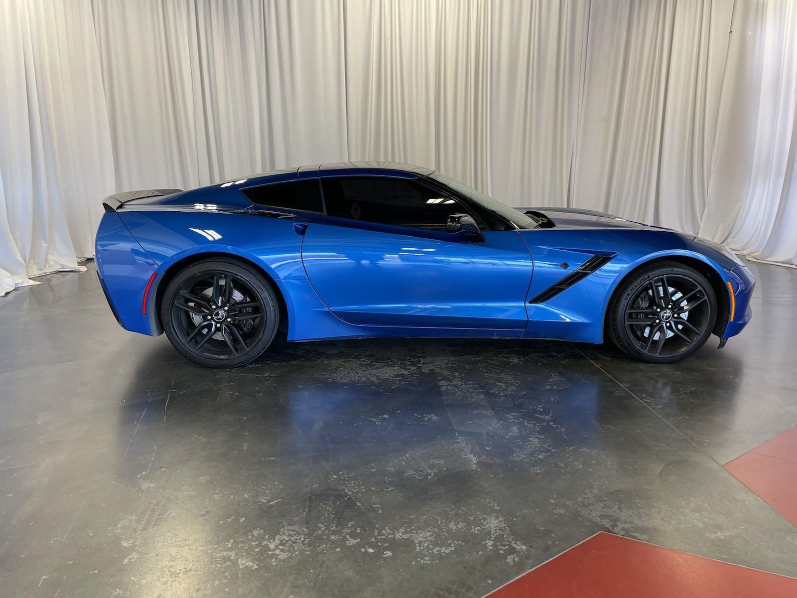 Used 2015 Chevrolet Corvette Z51 2LT 2dr Car for sale in St Joseph MO