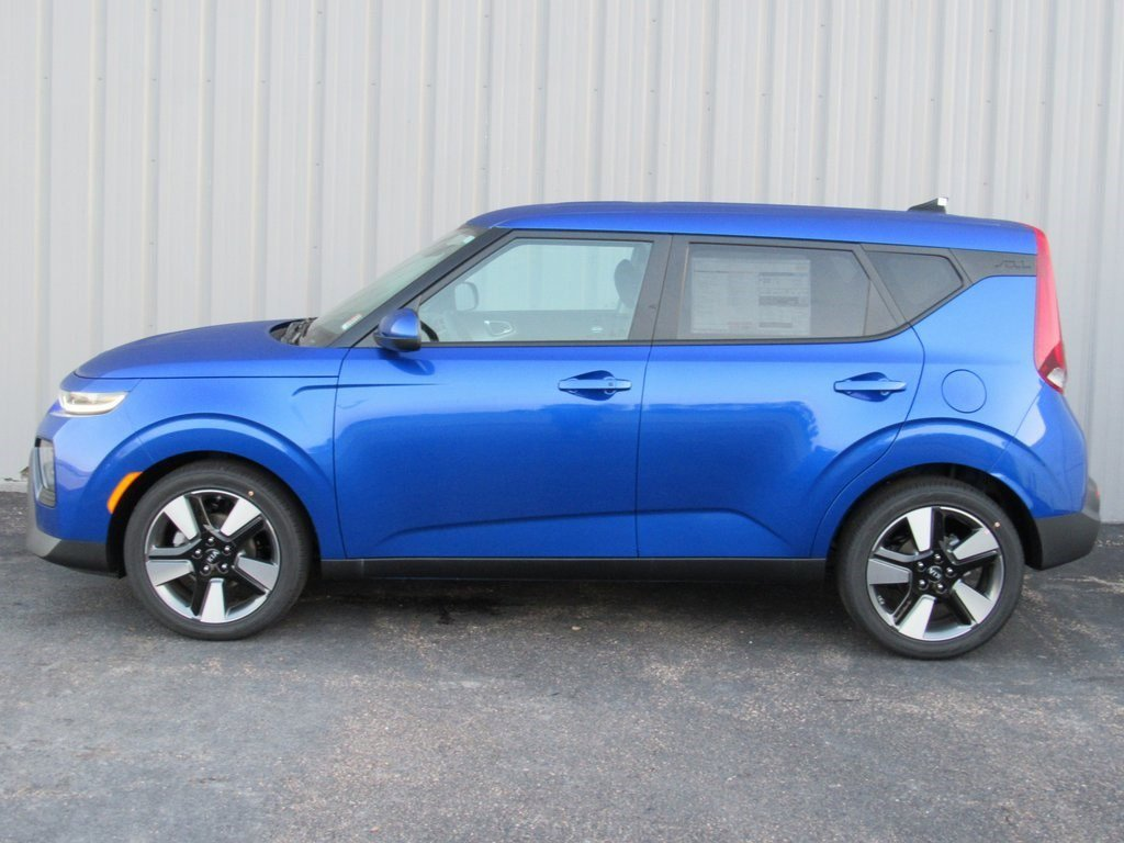 New 2020 Kia Soul EX 4D Hatchback for sale in Grand Island NE