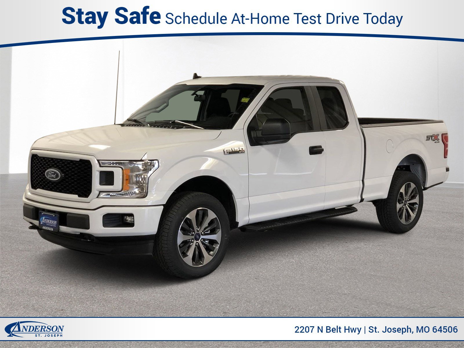 New 2020 Ford F-150 XL Extended Cab Pickup for sale in St Joseph MO