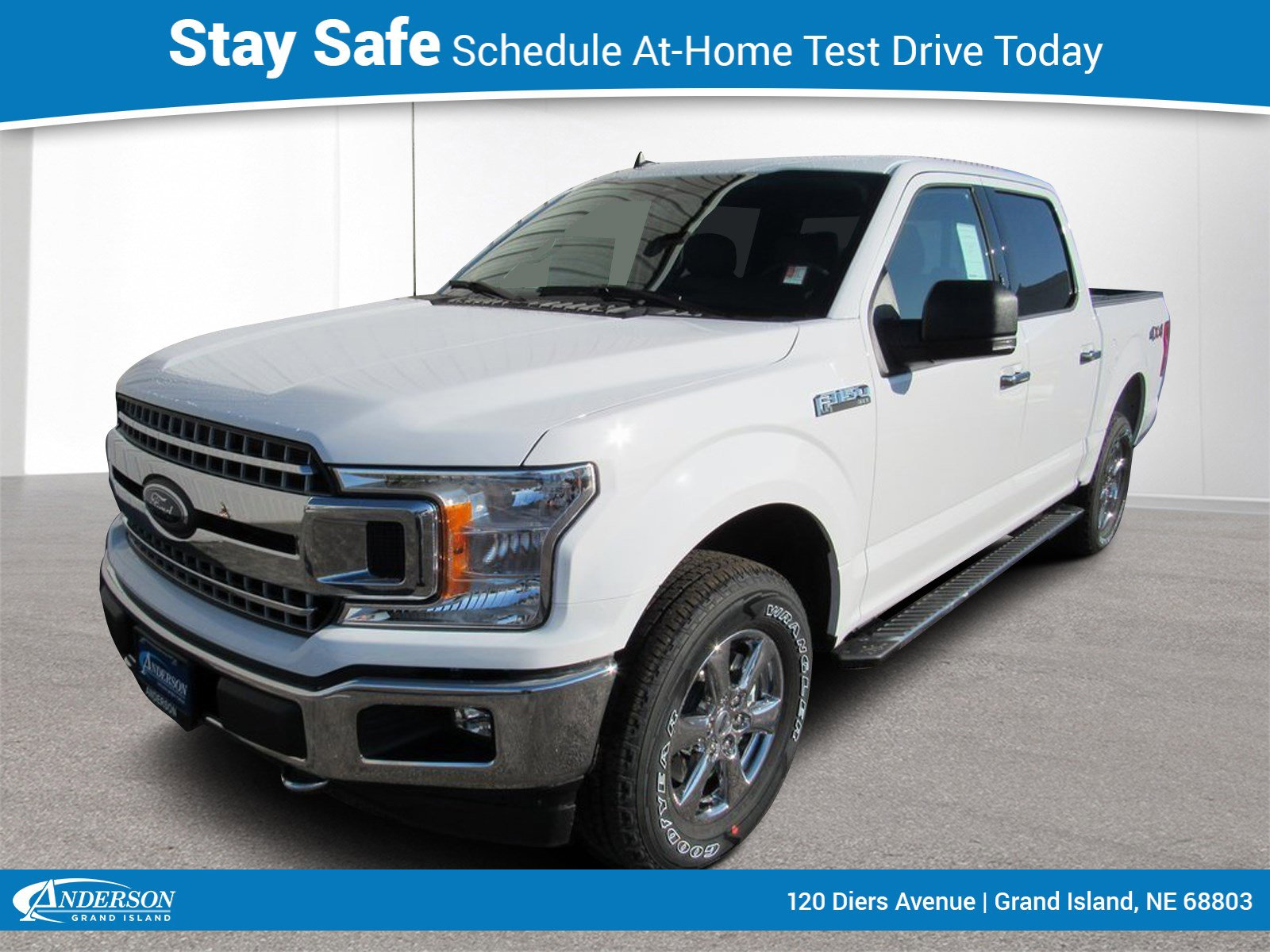 New 2020 Ford F-150 XLT 4WD SuperCrew 5.5′ Box Stock: G13756