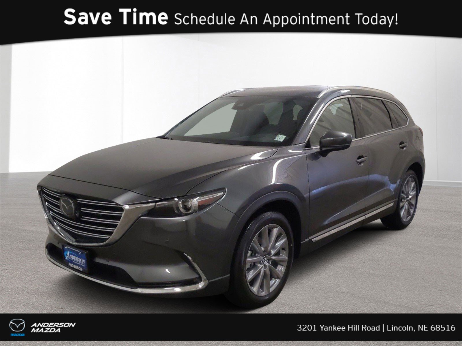 New 2020 Mazda CX-9 Grand Touring Sport Utility for sale in Lincoln NE