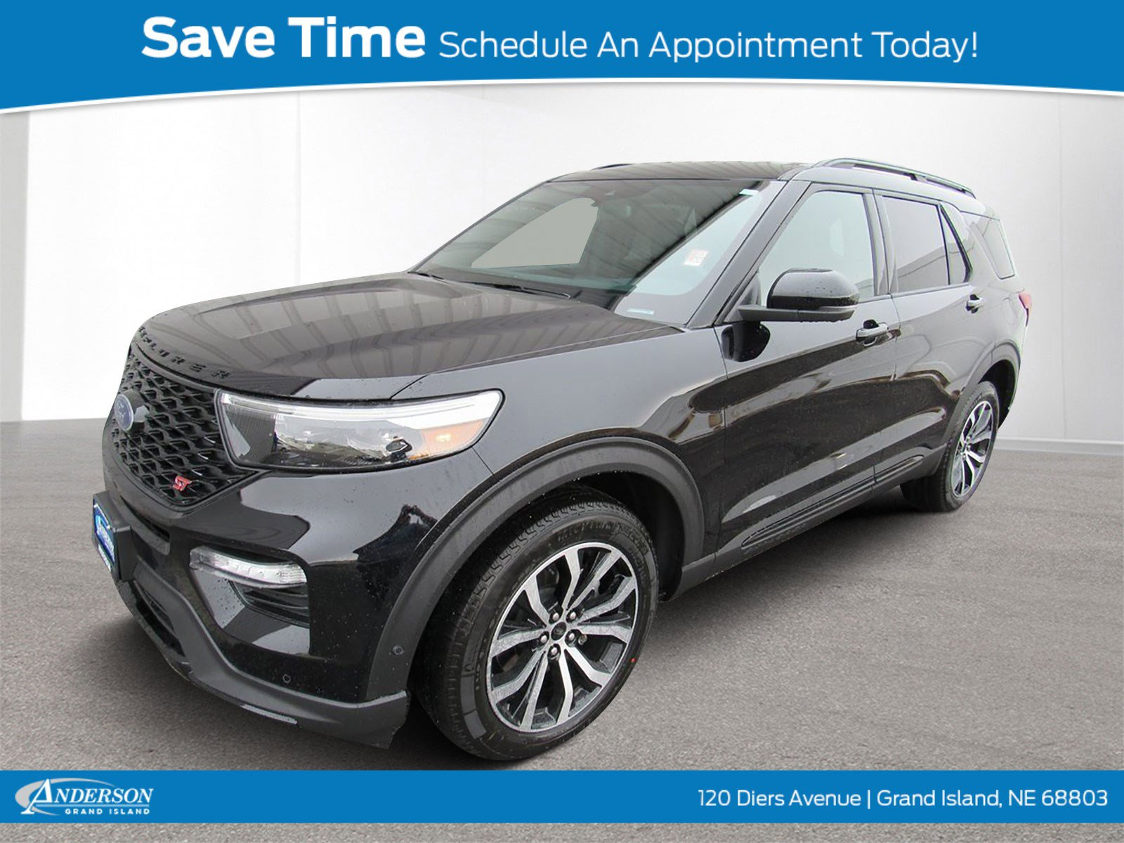 New 2020 Ford Explorer ST 4D Sport Utility for sale in Grand Island NE