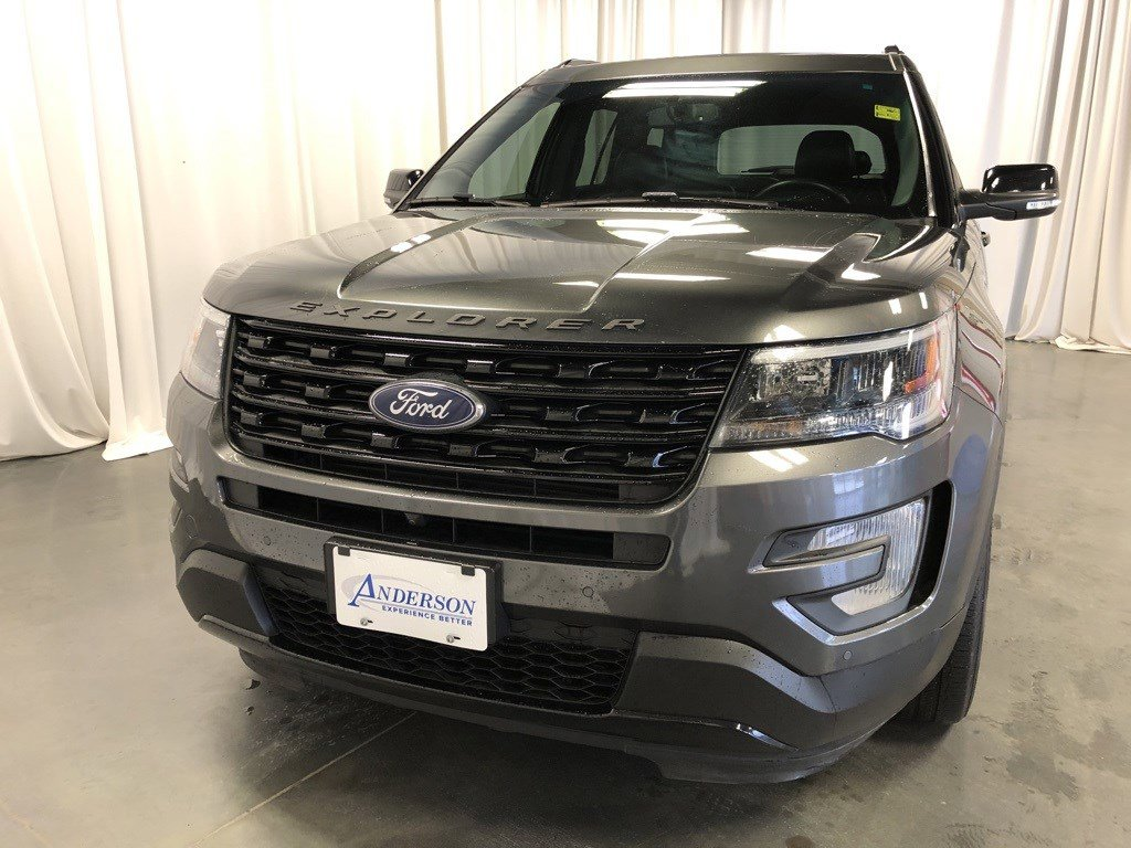 Used 2017 Ford Explorer Sport Sport Utility for sale in St Joseph MO