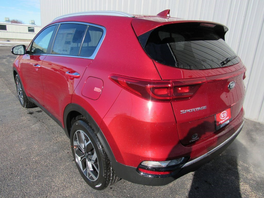 New 2020 Kia Sportage EX 4D Sport Utility for sale in Grand Island NE