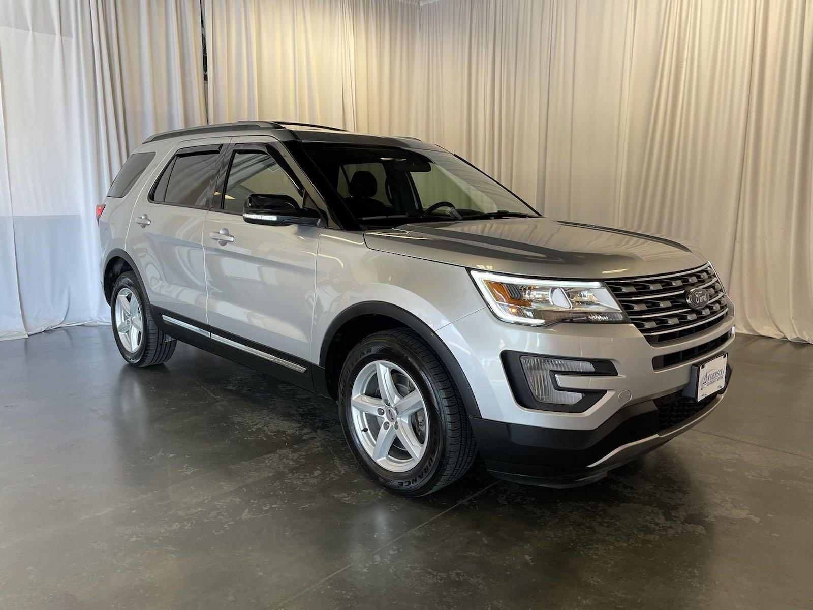 Used 2017 Ford Explorer XLT Sport Utility for sale in St Joseph MO