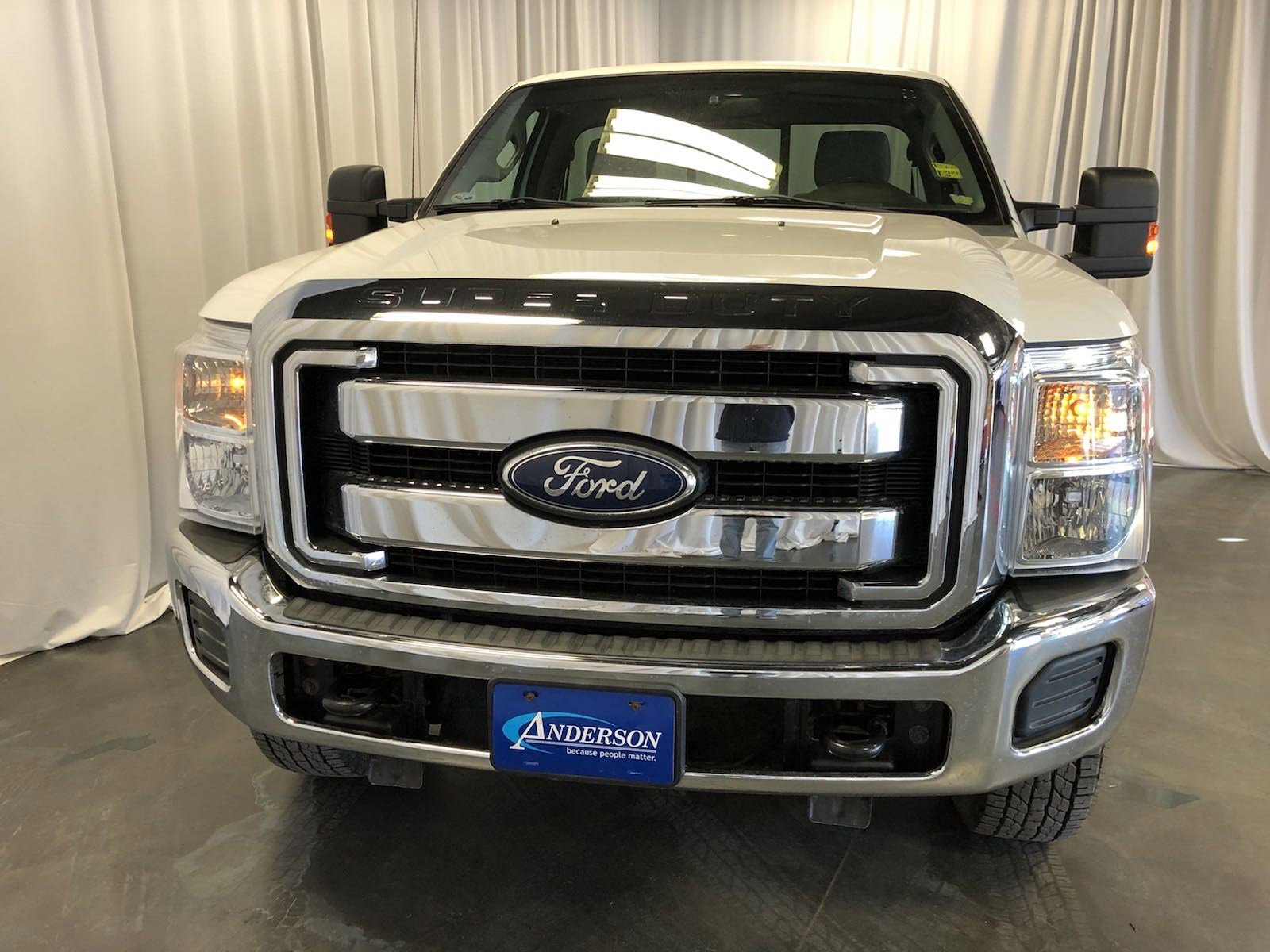 Used 2012 Ford Super Duty F-250 SRW XLT Regular Cab Pickup for sale in St Joseph MO