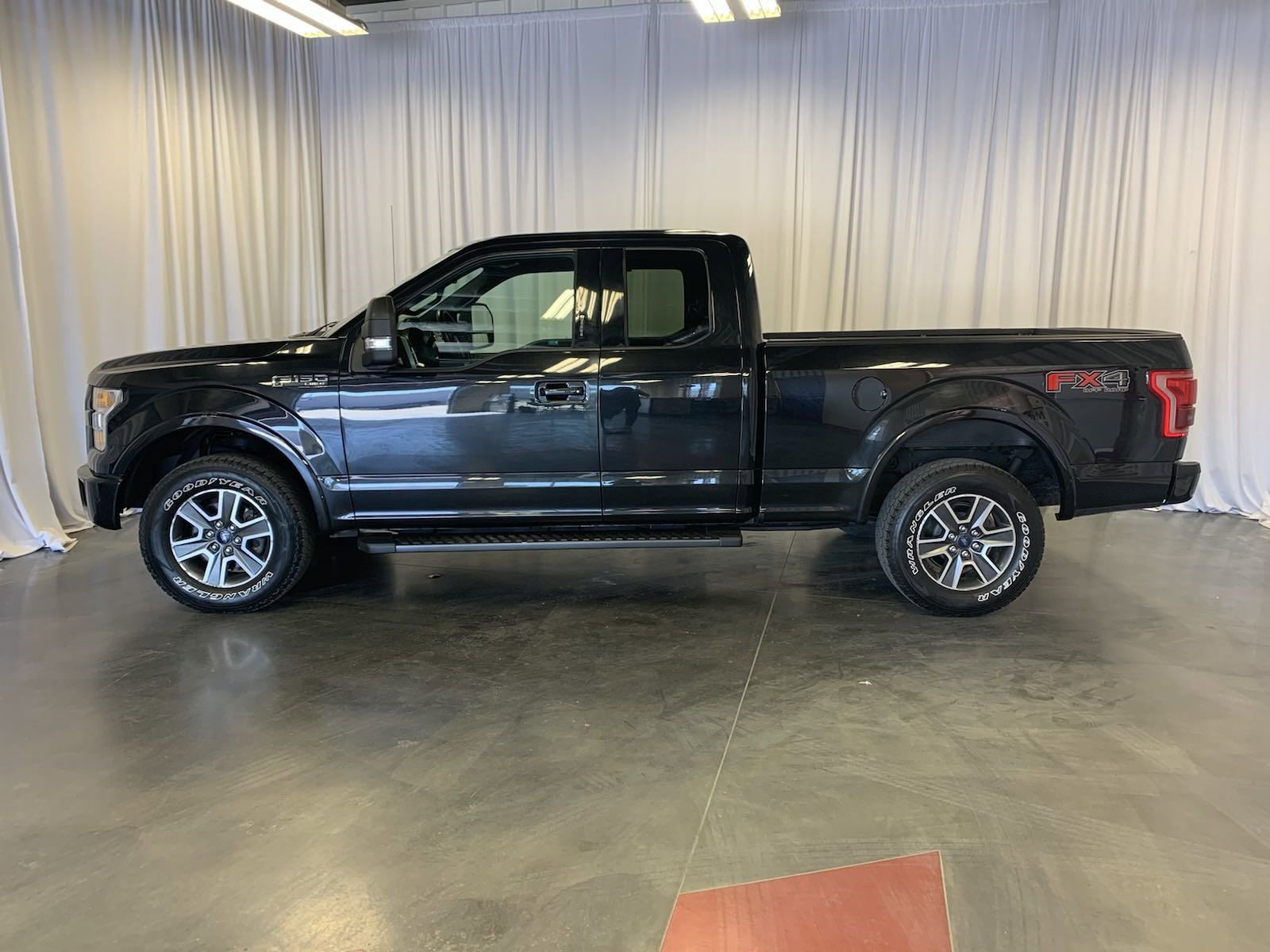 Used 2015 Ford F-150 Lariat Extended Cab Pickup for sale in St Joseph MO