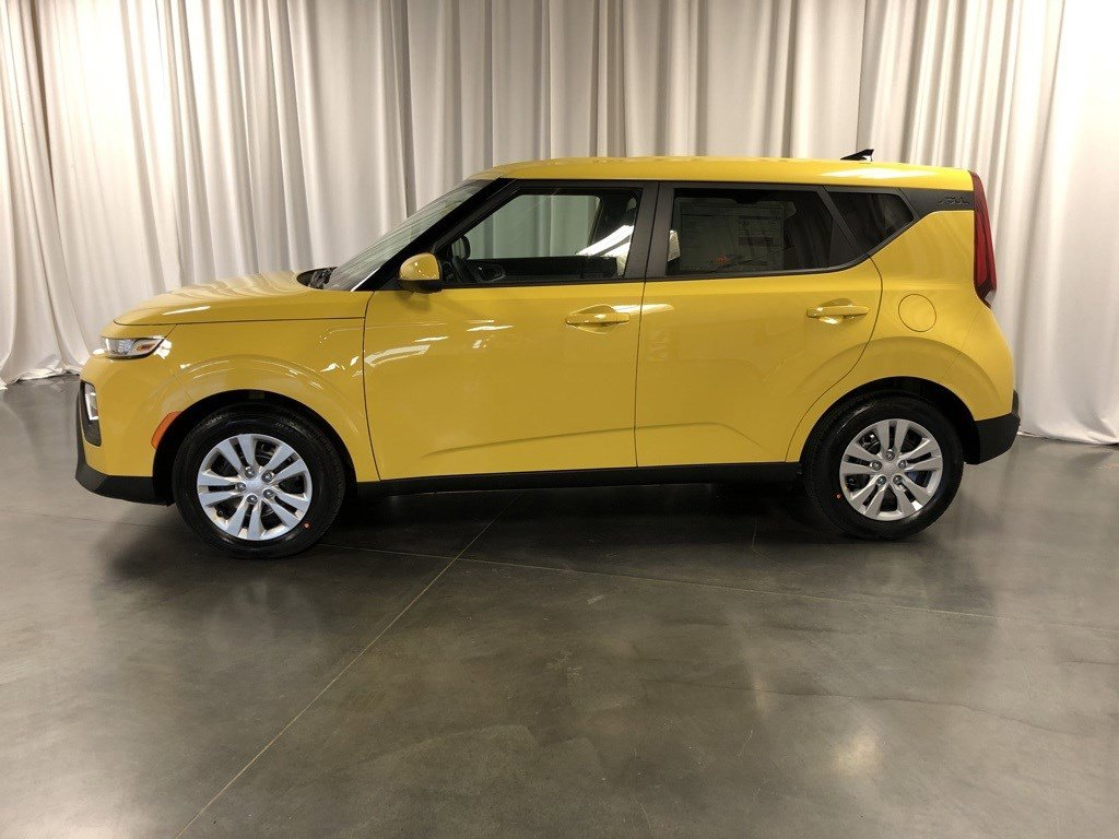 New 2020 Kia Soul LX Hatchback for sale in St Joseph MO
