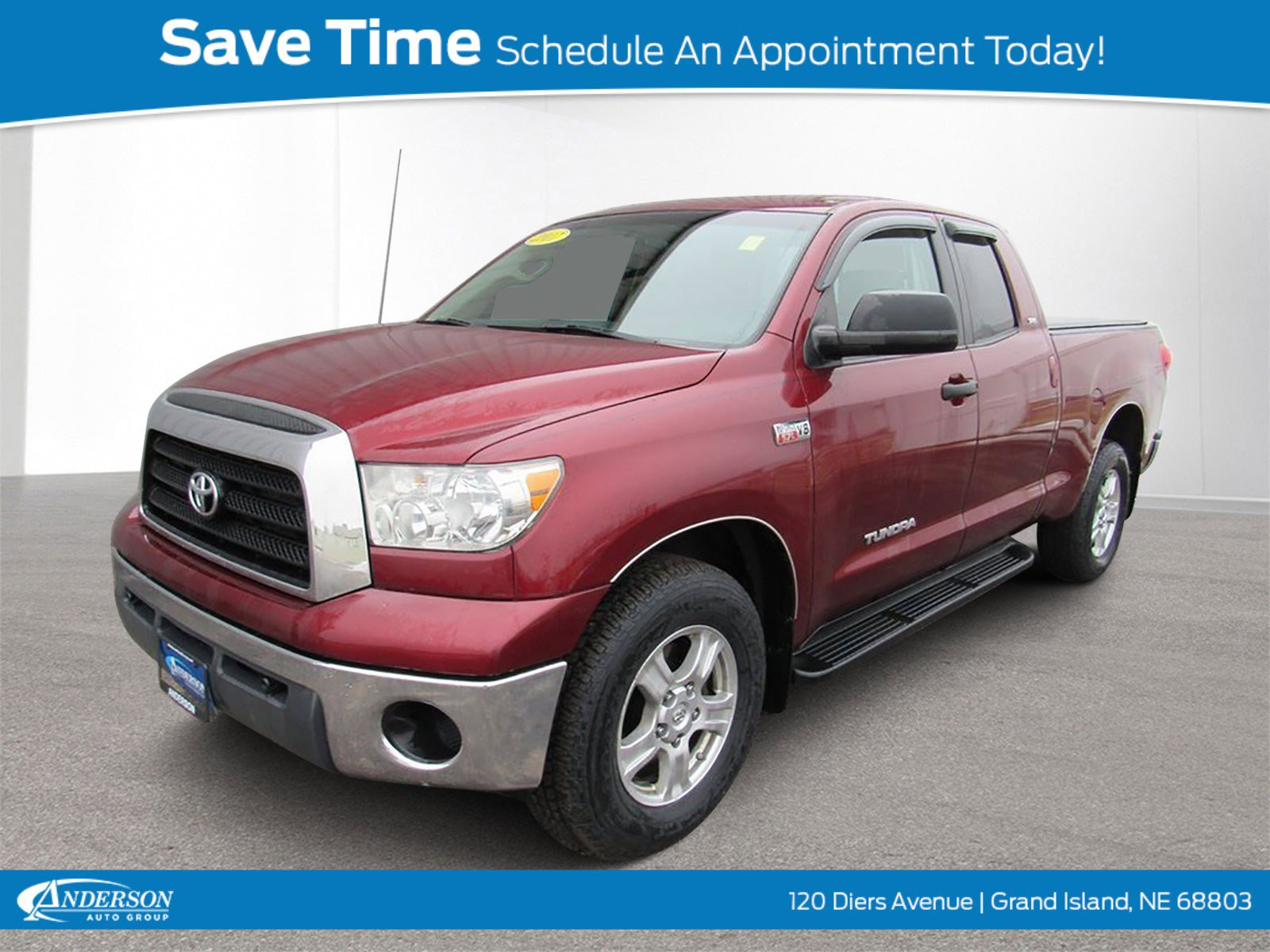 Used 2007 Toyota Tundra SR5 4D Double Cab for sale in Grand Island NE