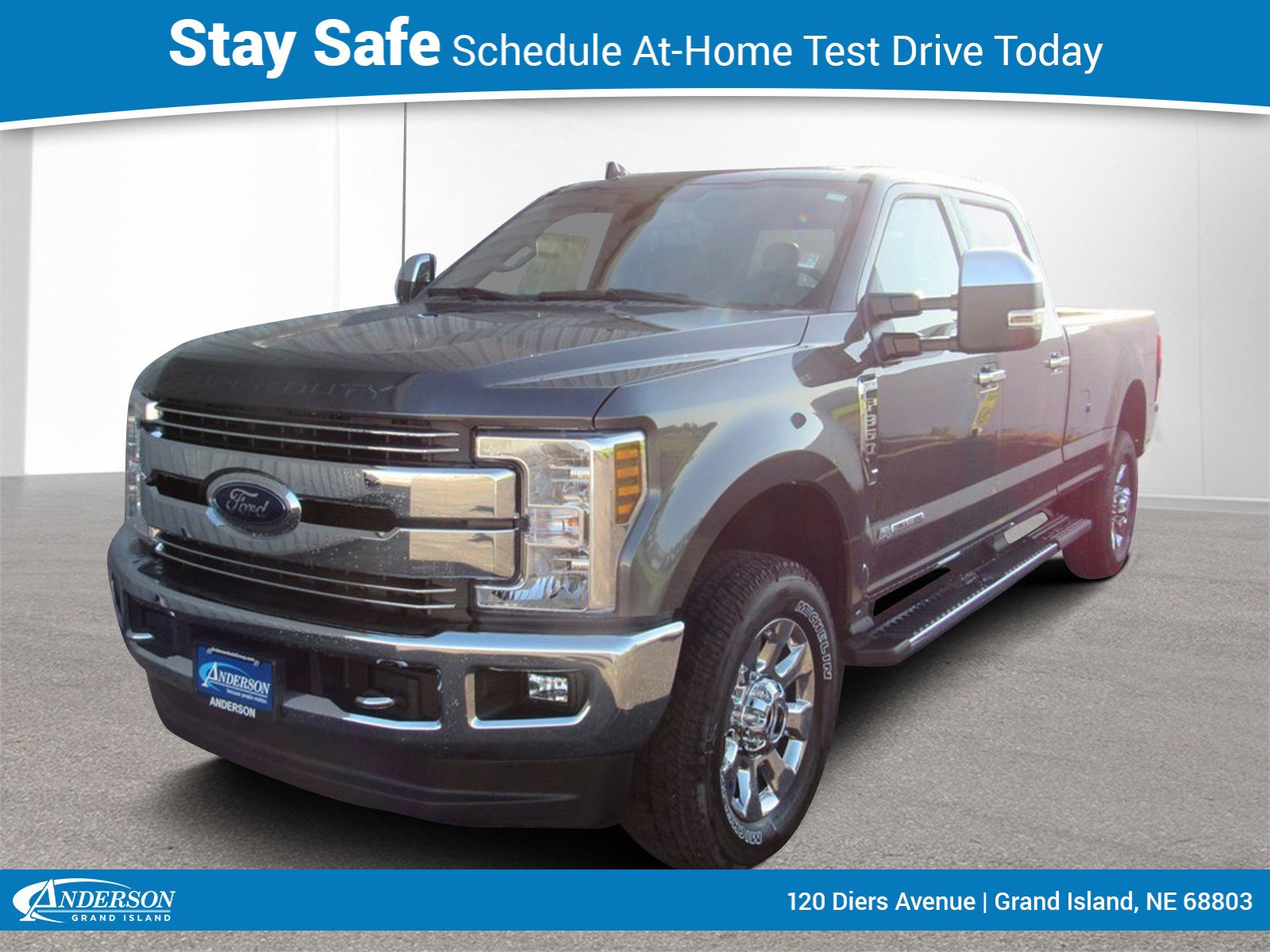 New 2019 Ford F-350SD Lariat 4D Crew Cab for sale in Grand Island NE