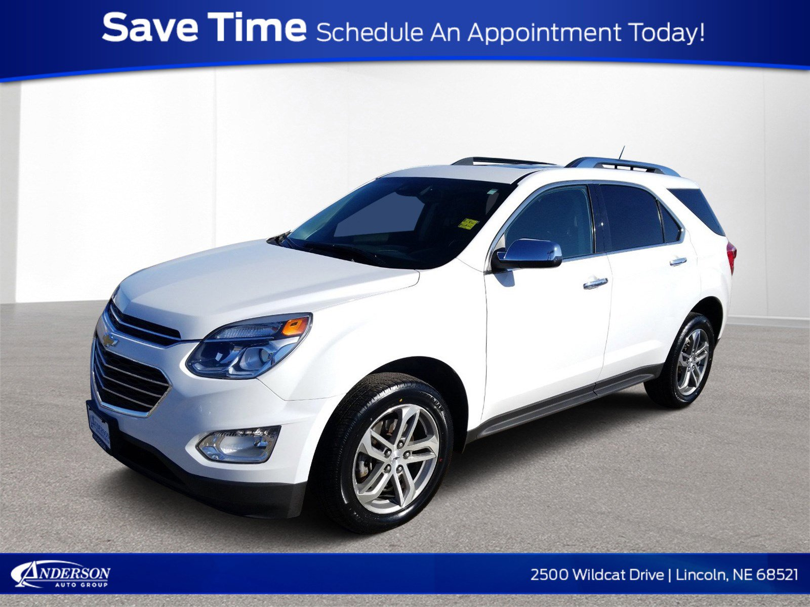 Used 2016 Chevrolet Equinox LTZ Sport Utility for sale in Lincoln NE