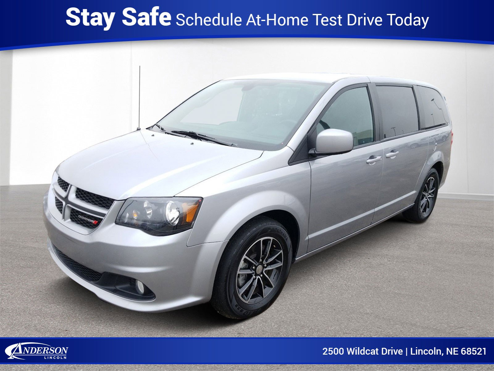 Used 2019 Dodge Grand Caravan GT Mini-van for sale in Lincoln NE