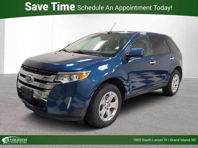 Used 2011 Ford Edge SEL Station Wagon for sale in Grand Island NE