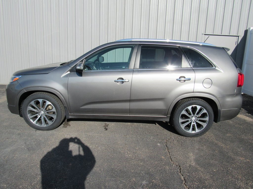 Used 2014 Kia Sorento SX 4D Sport Utility for sale in Grand Island NE