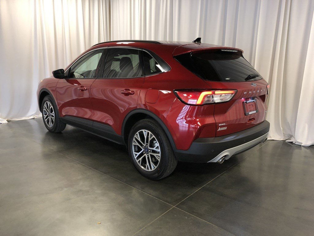 Used 2020 Ford Escape SEL Sport Utility for sale in St Joseph MO