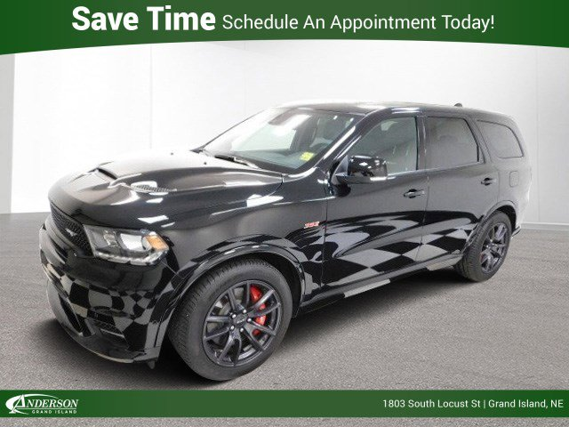 New 2018 Dodge Durango SRT Sport Utility for sale in Grand Island NE