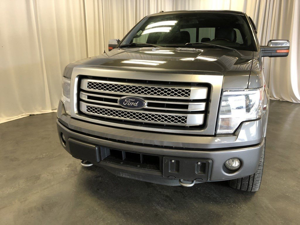 Used 2014 Ford F-150 Platinum Crew Cab Pickup for sale in St Joseph MO