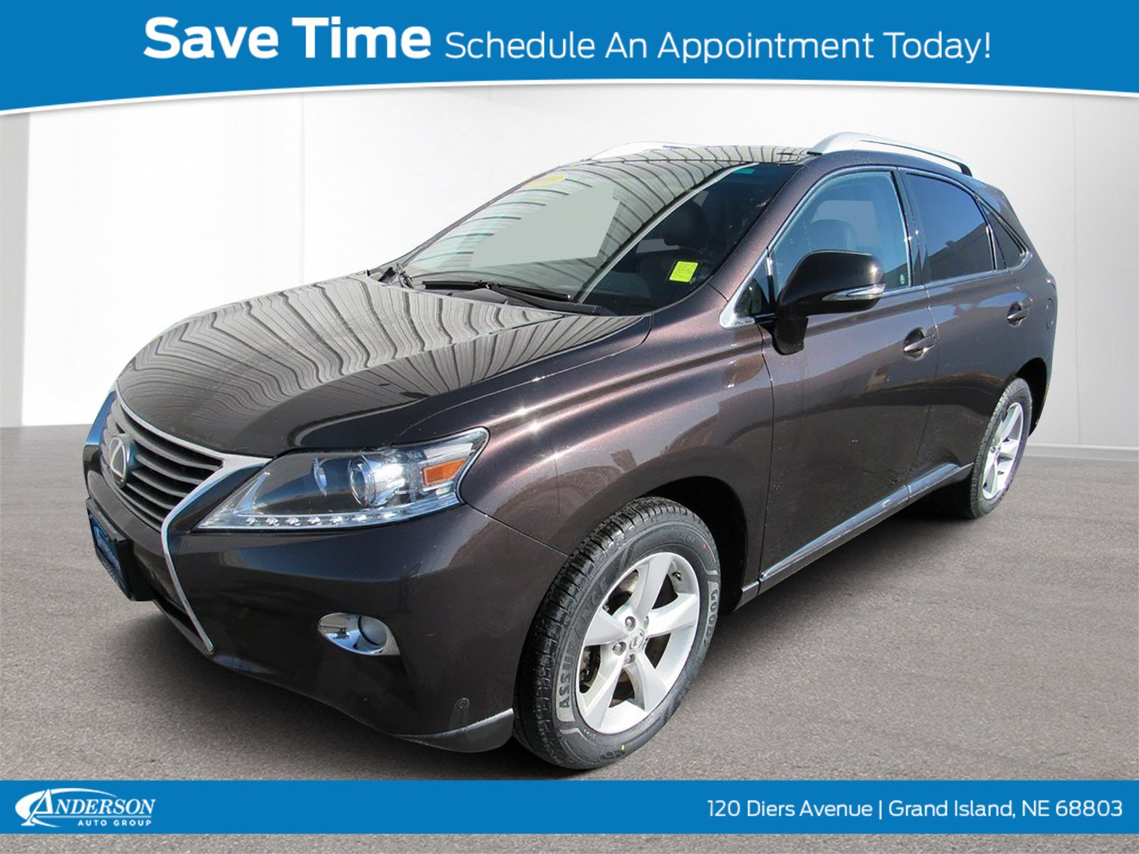 Used 2013 Lexus Rx 350 4D Sport Utility for sale in Grand Island NE