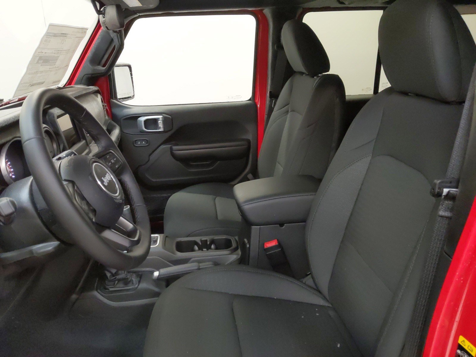 New 2020 Jeep Wrangler Unlimited Willys Convertible for sale in Grand Island NE