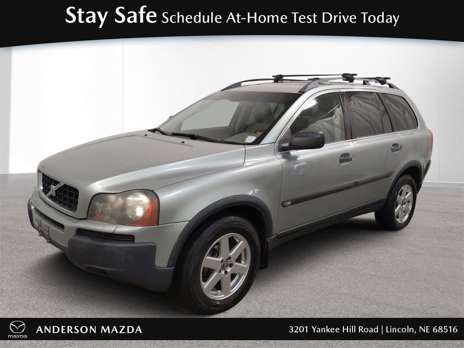 Used 2003 Volvo XC90 2.9L Twin Turbo Sport Utility for sale in Lincoln NE